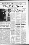 The B-G News October 22, 1965