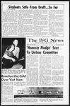 The B-G News October 29, 1965