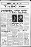 The B-G News November 3, 1965