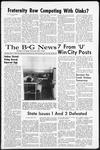 The B-G News November 4, 1965
