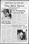 The B-G News November 9, 1965