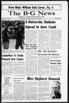The B-G News November 16, 1965