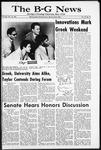 The B-G News November 18, 1965