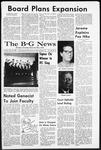 The B-G News November 23, 1965