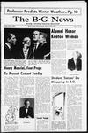 The B-G News December 3, 1965