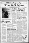 The B-G News December 8, 1965