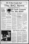 The B-G News January 5, 1966