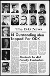 The B-G News January 11, 1966