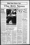 The B-G News January 18, 1966