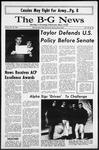 The B-G News February 18, 1966