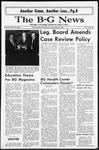 The B-G News February 23, 1966