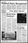 The B-G News February 24, 1966