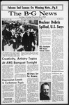 The B-G News March 3, 1966