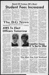 The B-G News March 8, 1966