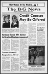 The B-G News March 9, 1966