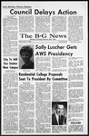 The B-G News March 11, 1966