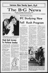 The B-G News March 23, 1966