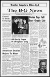 The B-G News March 24, 1966