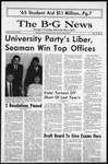 The B-G News March 25, 1966