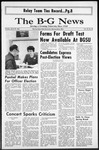 The B-G News March 29, 1966