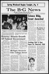 The B-G News April 26, 1966