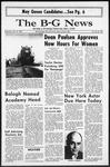 The B-G News April 27, 1966