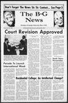 The B-G News April 29, 1966