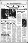The B-G News May 3, 1966