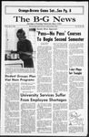 The B-G News May 6, 1966