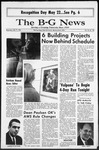 The B-G News May 11, 1966