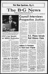 The B-G News May 13, 1966