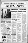 The B-G News May 17, 1966