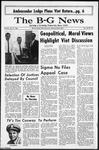 The B-G News May 17, 1966