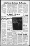 The B-G News May 18, 1966