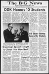 The B-G News May 20, 1966