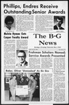The B-G News May 22, 1966