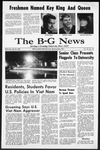 The B-G News May 25, 1966