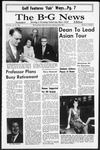 The B-G News July 21, 1966