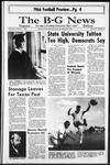 The B-G News August 17, 1966