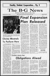 The B-G News September 21, 1966