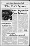 The B-G News September 21, 1966