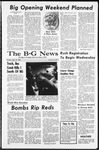 The B-G News September 27, 1966