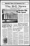 The B-G News September 28, 1966