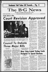 The B-G News September 29, 1966