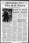 The B-G News October 7, 1966