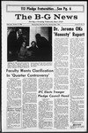 The B-G News October 12, 1966