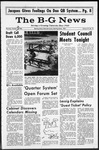 The B-G News October 13, 1966