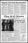 The B-G News November 2, 1966