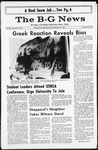 The B-G News November 3, 1966