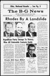 The B-G News November 9, 1966
